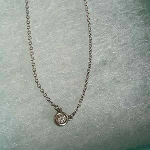 Authentic Tiffany and Co Diamond by the yard